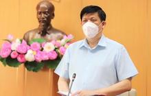 Nóng: Bộ trưởng Bộ Y tế thông tin về tiêm vắc xin cho trẻ 12-17 tuổi