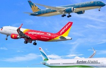 Thủ tướng giao Bộ Giao thông xem xét việc áp giá sàn vé máy bay nội địa