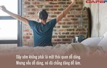 """Mỗi nằm bắt đầu từ mùa xuân, mỗi ngày sống bắt đầu từ buổi sáng: Khoảng thời gian một tiếng sau khi ngủ dậy tạo nên """"xuất phát điểm"""" khác biệt ở từng người"""