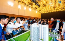 """Cuộc đua giá trên thị trường căn hộ Bình Dương, dự án 30 triệu đồng/m2 chỉ """"đếm trên đầu ngón tay"""""""
