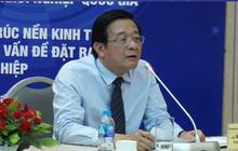 TS Nguyễn Quốc Hùng: Dư địa hỗ trợ của các ngân hàng còn rất nhỏ, tiền gửi của người dân đang có sự sụt giảm