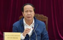 Phó Thủ tướng Lê Văn Thành 'chốt' tiến độ nhiều dự án quan trọng của ngành giao thông vận tải