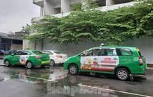 Taxi Đà Nẵng xếp dài ở bãi đỗ, các hãng dè dặt hoạt động trở lại