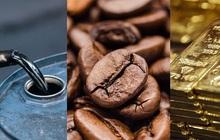 Thị trường ngày 28/10: Giá vàng tăng, dầu giảm hơn 2%, nhôm, thép, cà phê đồng loạt giảm mạnh