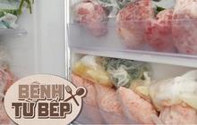 90% chị em có thói quen tai hại này khi bảo quản thực phẩm trong tủ lạnh: Chuyên gia nói rất hại sức khỏe, có khả năng gây ung thư