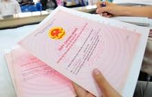 Tp.HCM đã cấp hơn 13.000 sổ hồng cho người dân
