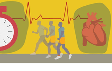 """Khi còn khỏe hãy để trái tim hoạt động tích cực, tích lũy lâu dài chắc chắn sẽ """"lãi to"""""""