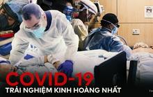 """Cảm giác của người chết vì Covid-19 là như thế nào? Chỉ 2 chữ """"kinh hoàng"""", theo trải nghiệm của các bác sĩ trị bệnh"""