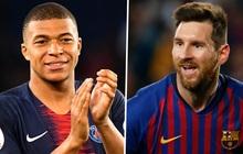Giá trị cầu thủ bóng đá giảm mạnh do ảnh hưởng của COVID-19, Messi và Mbappé dẫn đầu danh sách