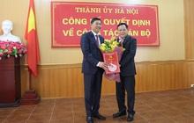 Hà Nội có tân Giám đốc Sở Kế hoạch và Đầu tư