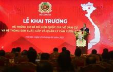 Thủ tướng Nguyễn Xuân Phúc: Bước tiến quan trọng hướng tới Chính phủ số