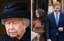 Sau màn tuyên bố của Nữ hoàng Anh, vợ chồng Meghan Markle tung ra một loạt thông tin được cho là thách thức hoàng gia