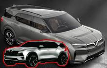 Lộ thiết kế SUV VinFast lạ tại Việt Nam: Kích thước lớn, hầm hố hơn Lux SA2.0
