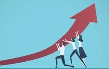 """Hàng loạt cổ phiếu tăng """"sốc"""", VnIndex tăng vọt 17 điểm"""