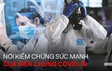 """Nước Anh và bài học cho cả thế giới: Trở thành """"phòng thí nghiệm sống"""" về khả năng của biến chủng Covid-19 mới"""