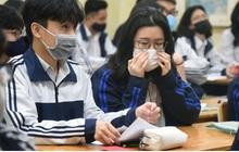 Hơn 2 triệu học sinh Hà Nội trở lại trường trong điều kiện phòng dịch được siết chặt