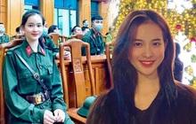 """Nữ tân binh duy nhất ở Yên Bái gây chú ý trong ngày nhập ngũ: """"Nhận giấy thông báo mà vừa mừng vừa lo"""""""
