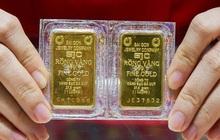 Giá vàng trong nước tiếp tục giảm sâu