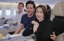 """""""Thiếu gia"""" nhà Trung Thủy: Kế vị ghế CEO khi mới 28 tuổi, tự lực khởi nghiệp nhiều dự án riêng, hôn nhân viên mãn với hoa hậu Thu Thảo"""