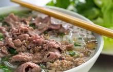 Phở bò Việt Nam lọt top 20 món có nước súp ngon nhất trên thế giới, nhìn thứ hạng càng thấy tự hào