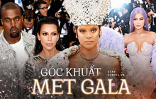"""Góc khuất đại tiệc hào nhoáng nhất thế giới Met Gala: Cấm cửa vì thù riêng, """"chồng tiền"""" để có vé và thủ đoạn kiếm trăm tỷ"""