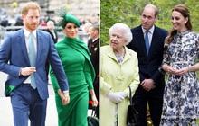"""Ai cũng phải trầm trồ trước những trang phục xa xỉ nhất các thành viên hoàng gia Anh từng diện: Nàng dâu """"tai tiếng"""" Meghan Markle chiếm đa số"""