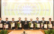 Hà Nội bổ nhiệm thêm 9 lãnh đạo cấp Sở, đơn vị trực thuộc Thành phố