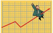 POW, GAS tăng mạnh đẩy VnIndex tăng 3 điểm