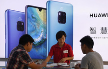 """Huawei mất """"ngôi vương"""" tại Trung Quốc"""