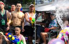 HOT: Thái Lan tuyên bố lễ hội té nước Songkran vẫn được tổ chức trong năm 2021
