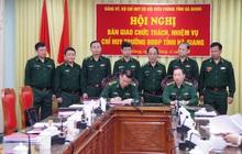 Điều động, bổ nhiệm nhân sự Bộ Quốc phòng