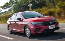 City giúp Honda tăng gần gấp đôi doanh số ô tô tháng 3 tại Việt Nam