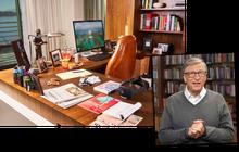 Cách sắp xếp bàn làm việc nói lên tính cách của các tỷ phú: Từ Bill Gates đến Kim Kardashian đều có thể lý giải về thành công ít người theo kịp