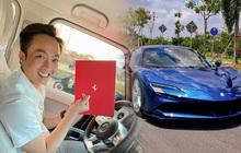 """Doanh nhân Cường Đôla vừa """"rước"""" thêm Ferrari SF90 Stradale chính hãng về Việt Nam: Màu ngoại thất cực khác biệt"""