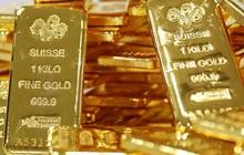 Giá vàng bất ngờ tăng dựng đứng