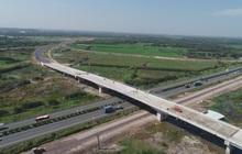 Sẽ thông xe nút giao 319 kết nối cao tốc Long Thành cuối tháng 6/2021