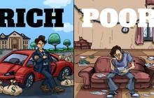 Thói quen sống quyết định bạn giàu hay nghèo: 10 điều nói lên tất cả về sự khác biệt giữa 2 tầng lớp xã hội, bạn có thấy chính mình trong đó?