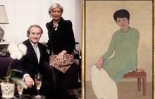 """Chủ nhân gốc Việt của bức tranh """"Chân dung cô Phương"""" được đấu giá tới 3,1 triệu USD là ai?"""