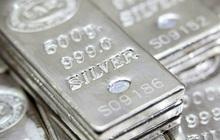 Bạc năm nay sẽ tỏa sáng hơn vàng bởi nhu cầu cao nhất 8 năm