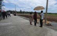 Kiểm tra việc chuyển đổi mục đích đất, phân lô bán nền tại hàng loạt địa phương