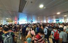 Bộ GTVT chỉ đạo nóng vụ ùn tắc tại sân bay Tân Sơn Nhất
