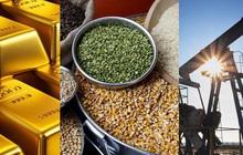 Thị trường ngày 23/4: Giá vàng và đồng cùng giảm, thép tăng lên mức cao kỷ lục, cà phê arabica cao nhất 7 tuần