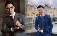 """Gương mặt """"soái ca"""" của phim truyền hình miền Bắc - Mạnh Trường: Chuẩn quý ông lịch lãm, được các hãng thời trang tin dùng và cuộc sống giàu có, viên mãn"""