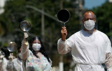 'Cường quốc xuất khẩu lương thực' Brazil sắp... chết đói vì đại dịch Covid-19