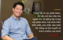 Chân dung CEO Phú Đông Group Ngô Quang Phúc - Từ nhân viên bán BĐS đến thuyền trưởng của những cao ốc chung cư cho giới trẻ