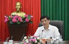 Bộ trưởng Bộ Y tế: Thay đổi chiến lược xét nghiệm COVID-19