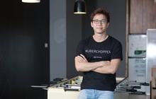 Cựu giám đốc Uber Việt Nam huy động 3 triệu USD cho ứng dụng trả lương theo ngày