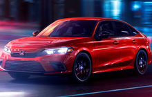Honda Civic 2022 lộ giá bán, từ 21.700 USD