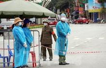 Phong tỏa 8 hộ dân ở Chí Linh liên quan nữ công nhân Samsung mắc COVID-19