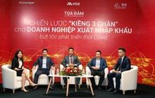 [Trực tiếp]: Việt Nam đứng đầu trong top 3 nước được các nhà quản lý chuỗi cung ứng cho biết sẽ tìm đến để mua hàng